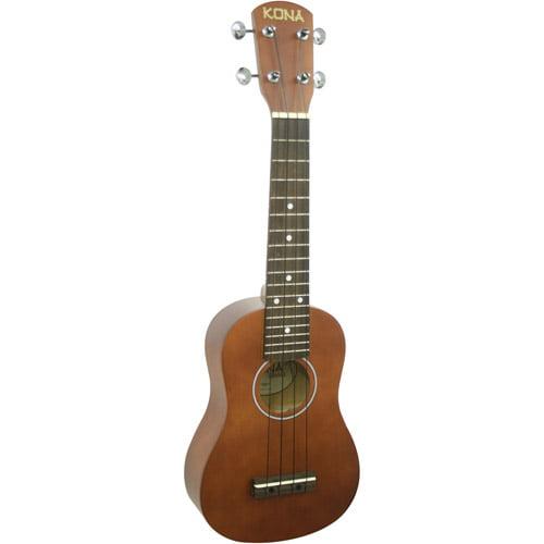 Kona Guitars Soprano Ukulele