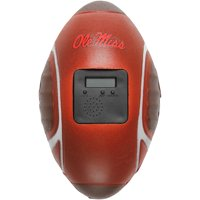 Ole Miss Rebels Buzzerbeater Football Alarm Clock