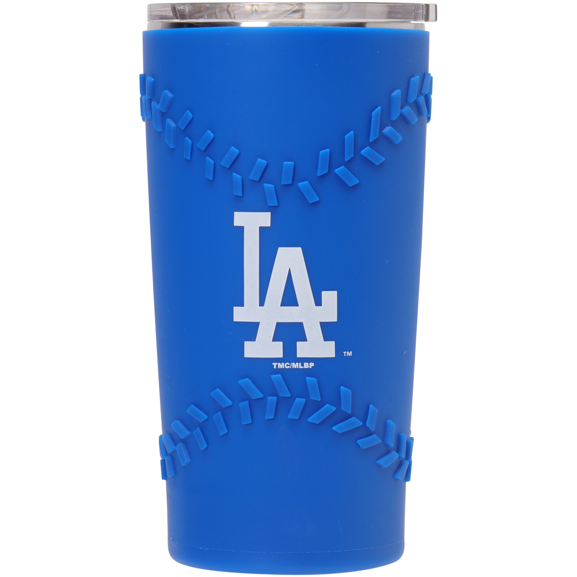 Los Angeles Dodgers 20oz. Stainless Steel with 3D Silicone Tumbler - No Size