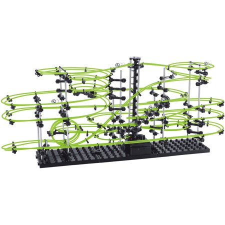Space Rail Glow in the Dark 22,000mm Rail Marble Game, Level