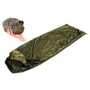 Jungle Bag Right Hand Zip in Olive