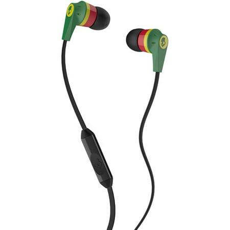 Skullcandy S2ikdy 102 Inkd 2 Headphones  Rasta