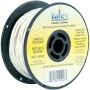 Candle Wicking Spool 50yd-Large Wire