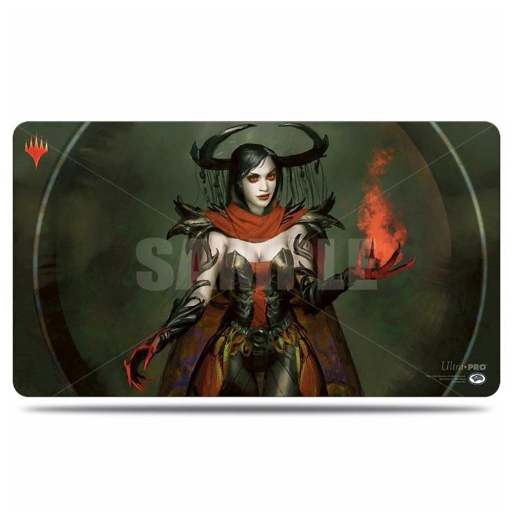 Play Mat: MTG: Drana, Bloodchief Magic: The Gathering Legendary Collection Kalastria Tabletop Playmat Ultra Pro 86930