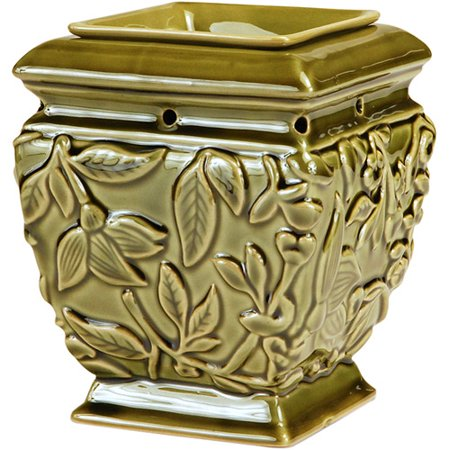 Better Homes And Gardens Toile Garden Wax Warmer