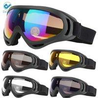 Deago Ski Snowboard Goggles UV Protection Anti-Fog Snow Goggles for Men Women Youth