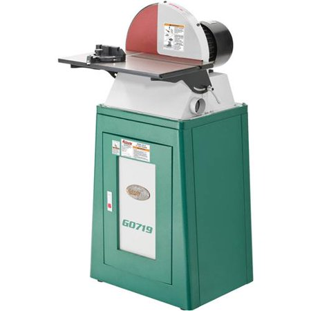 Grizzly Industrial G0719 15 Disc Sander with Stand
