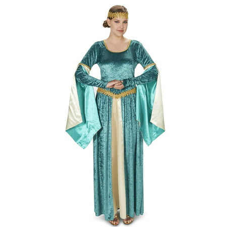 Renaissance Velvet Dress Adult Costume