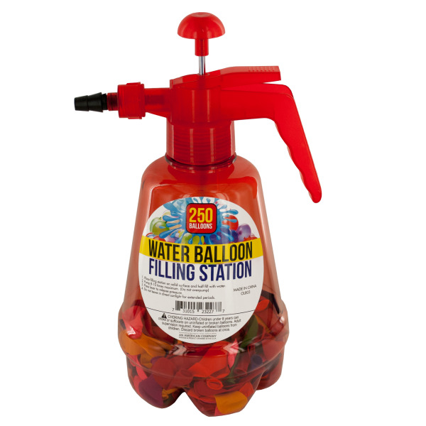 Water Balloon Filling Station With Balloons (Pack Of 2)