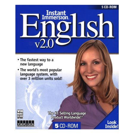 Instant Immersion English V2 0 For Windows And Mac