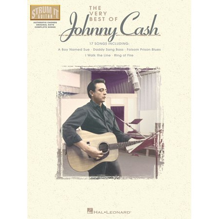 The Very Best of Johnny Cash (Songbook) - eBook
