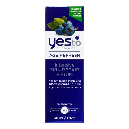 Yes To Blueberries Intensive Skin Repair Serum, 1-Fl Oz