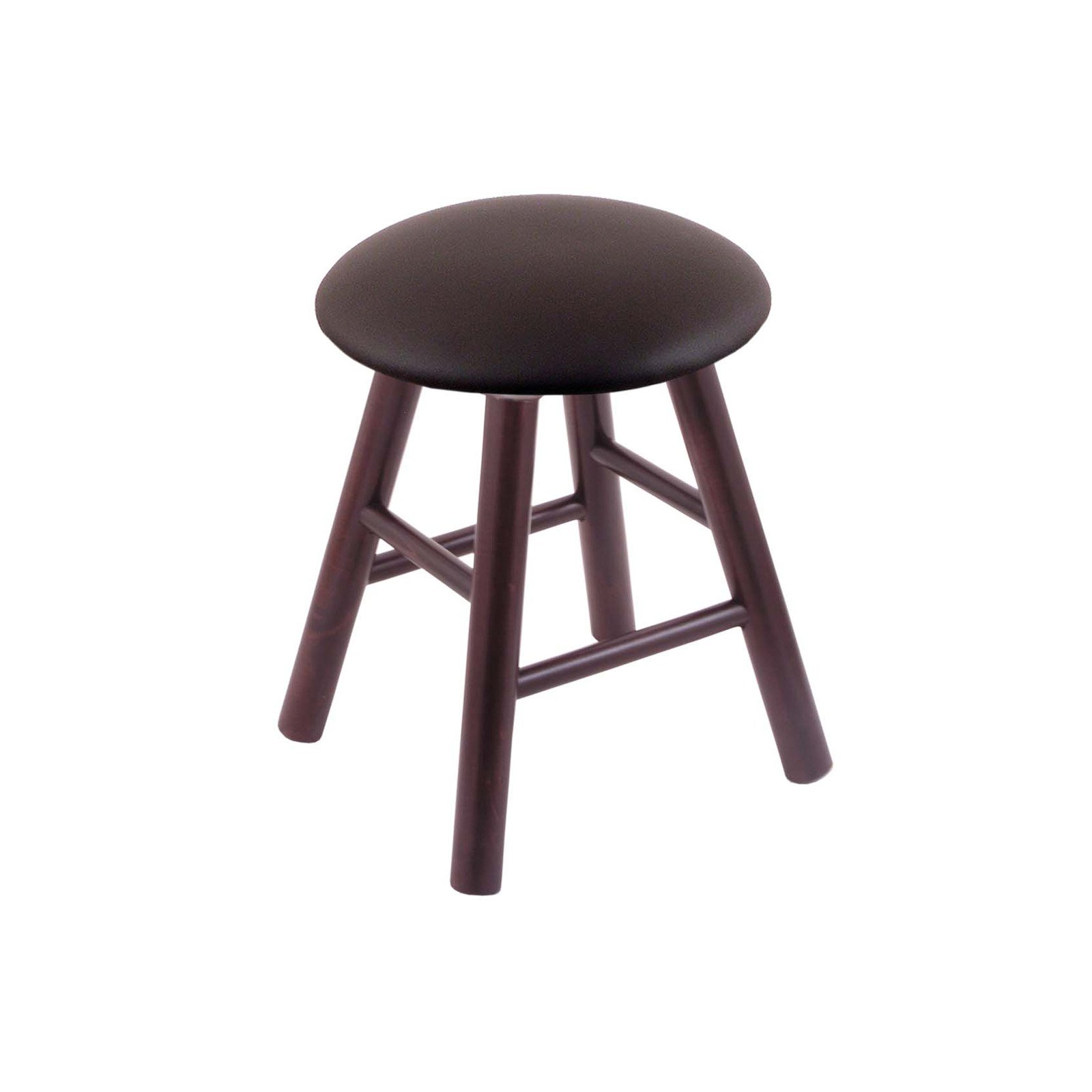Remarkable Holland Maple Vanity Stool With Faux Leather Seat Alphanode Cool Chair Designs And Ideas Alphanodeonline