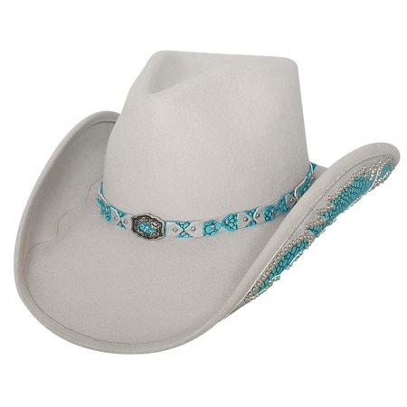 Bullhide Hats 0578Sb Natural Beauty Small Silverbelly Cowboy Hat](Small Cowboy Hats)