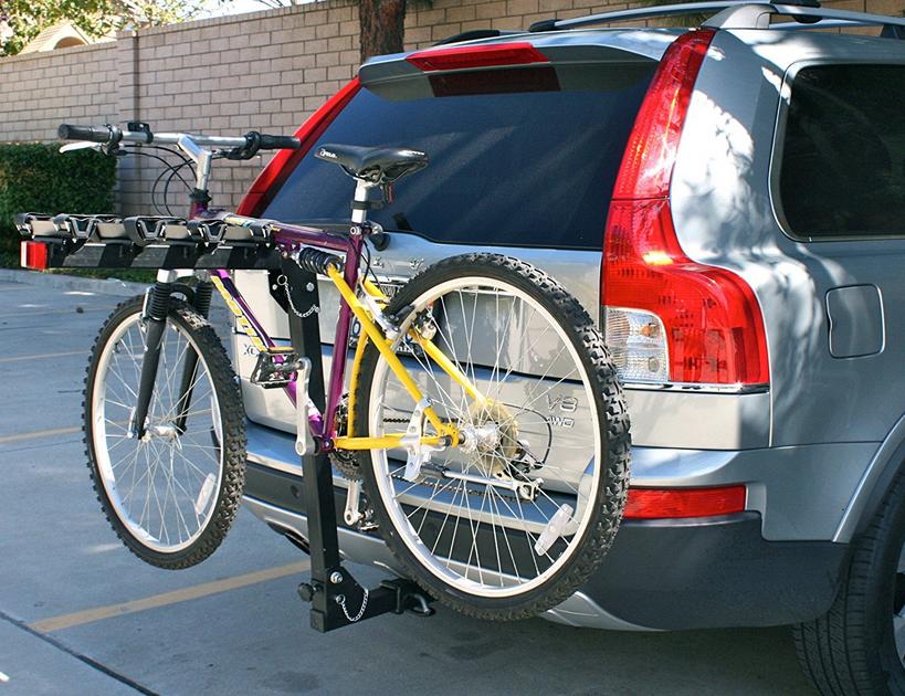 Brand New MaxxHaul 2-Bike Hitch Mount Rack 70212