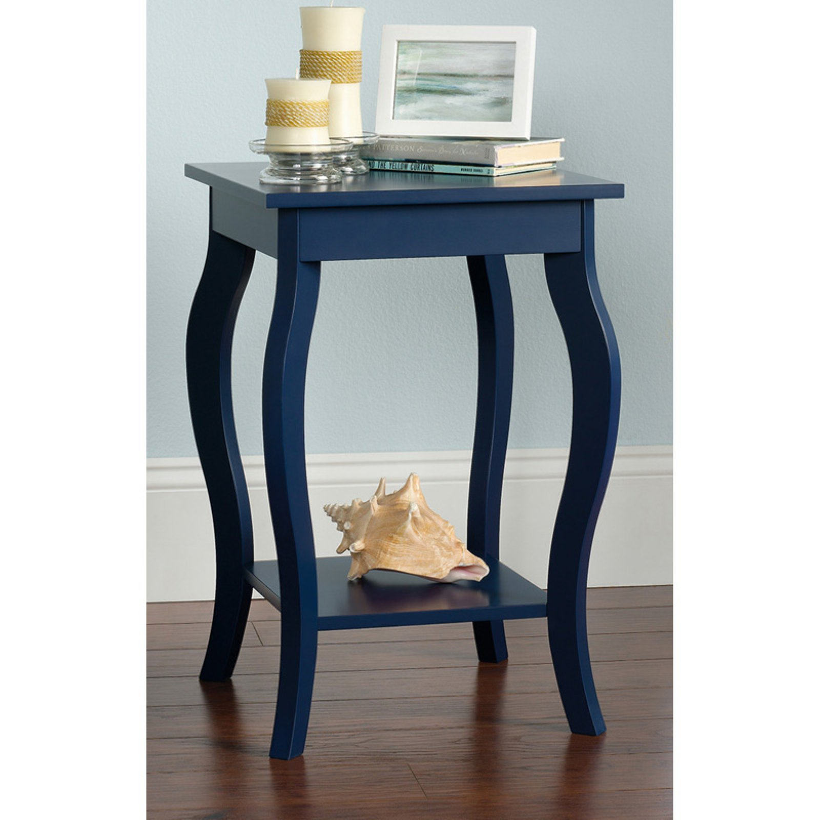 Sauder Harbor View Side Table, Multiple Finishes