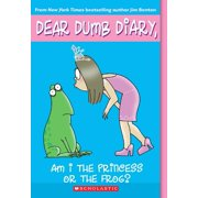 Dear Dumb Diary: Dear Dumb Diary #3: Am I the Princess or the Frog? (Paperback)