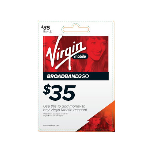 Virgin BB2Go $35 Card