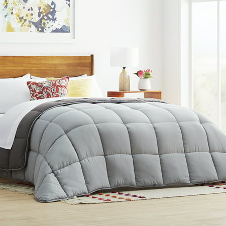 Linenspa Reversible Hypoallergenic Down Alternative Comforter