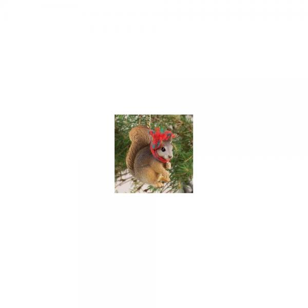 Red Squirrel - Christmas Ornament - RO108 - Walmart.com