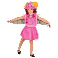 CHILDRENS PAW PATROL SKYE COSTUME-2T-4T