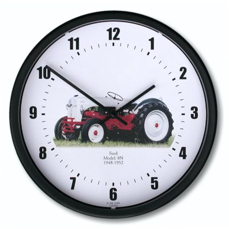 New Ford Model 8N (1948 - 1952) Tractor Wall Clock 10 ()