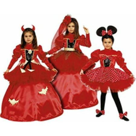 Cd&me Halloween (Toddler Girl's 3-in-1 Costume Dress)