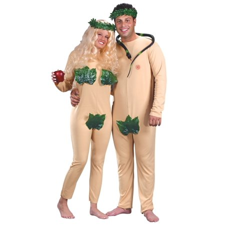 Adam and Eve Costume - Adam And Eve Costume Diy
