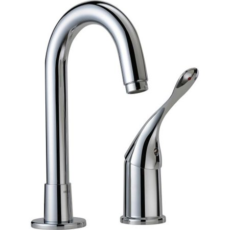 Delta 710LF-HDF Bar Faucet with Diamond Seal Technology, Chrome ()