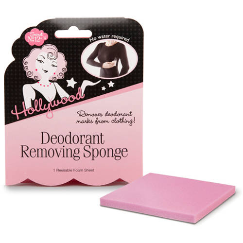 Hollywood Deodorant Removing Sponge