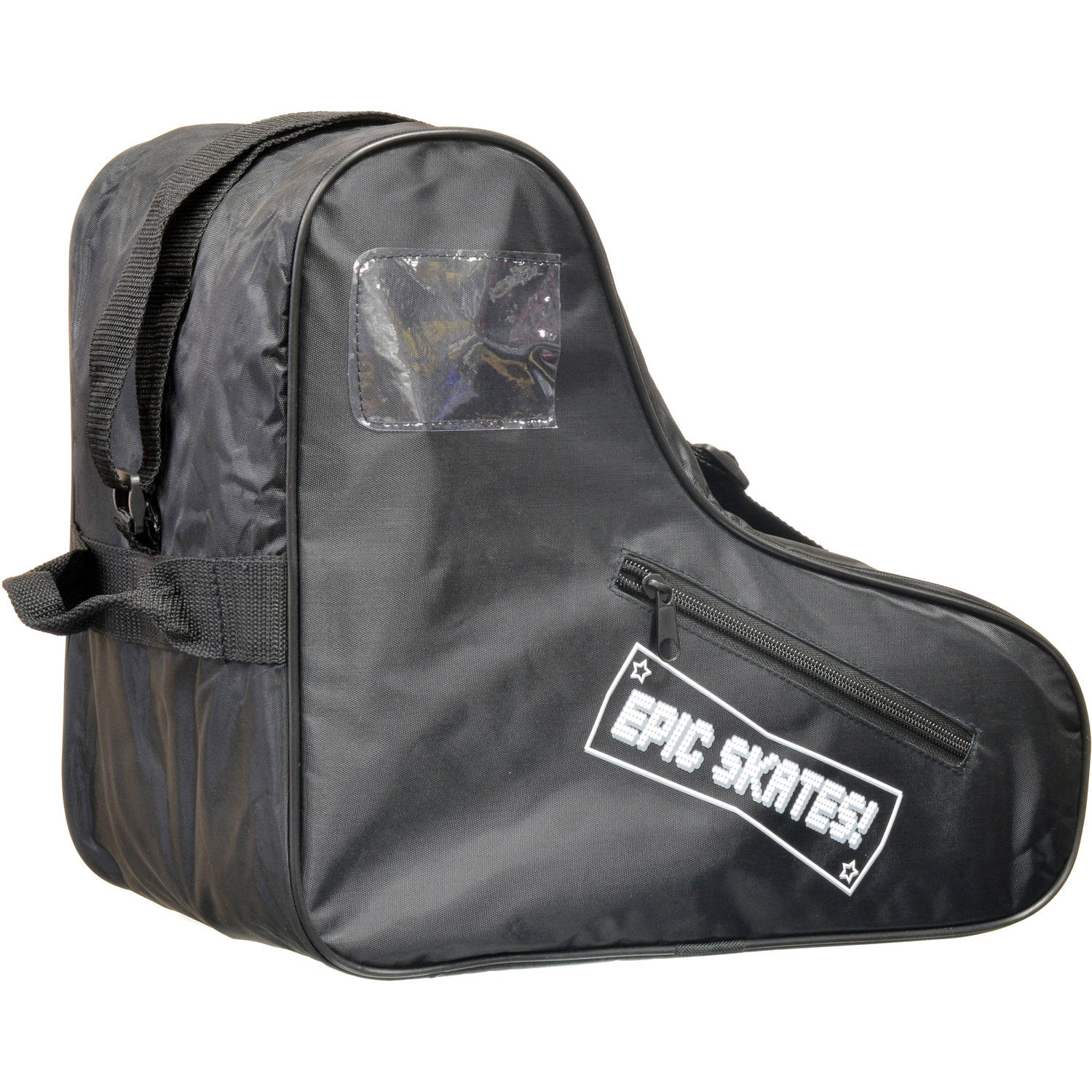 Epic Black Roller Skate Bag by Epic Skates