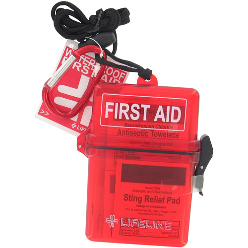 Lifeline First Aid Llc 4432 Pocket Sized First Aid Kit