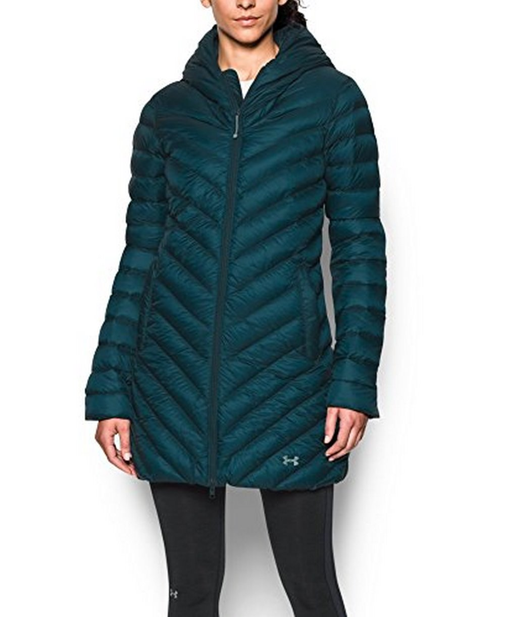 Under Armour Womens UA Storm ColdGear Infrared Uptown Parka by Under Armour