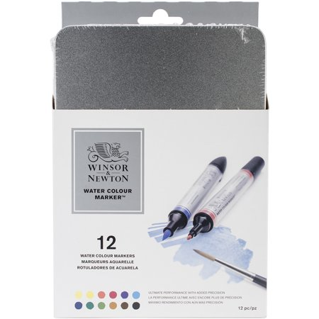 f5b054872235 Winsor   Newton Water Colour Marker Set