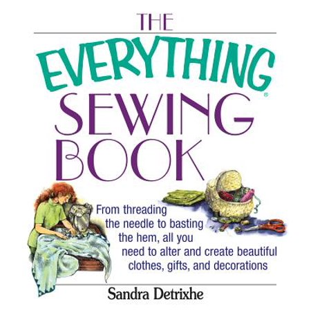 The Everything Sewing Book - eBook Sandra Betzina Sewing