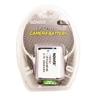 Bower XPDF85 Digital Camera Battery for Fuji NP-85 (Black)