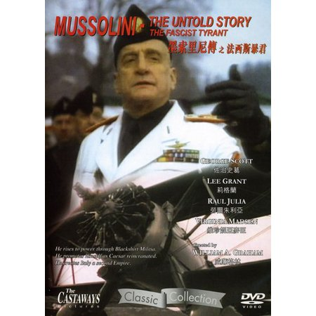 Mussolini: The Untold Story (DVD)