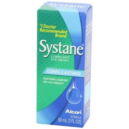 Systane - Lubricant Eye Drops - 30 mL - Drop - McK