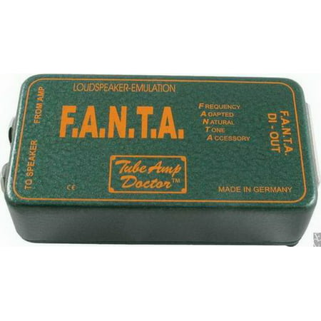 Effects pedal, F.A.N.T.A. Speaker Emulator