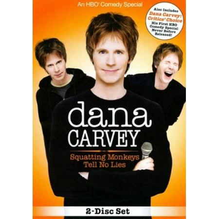 Dana Carvey: Squatting Monkeys Tell No Lies (DVD)
