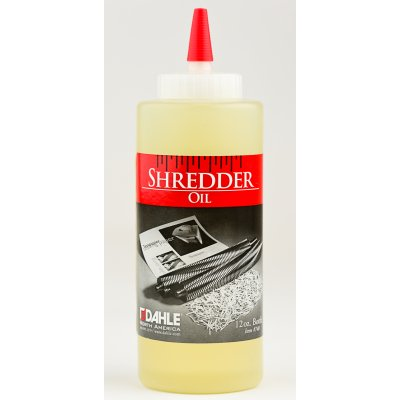 DAHLE OEM SHREDDER OIL,