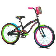 "LittleMissMatched 20"" Sweet Style Girl's Bike, Multi-Color"