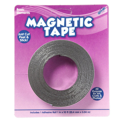 Kids Craft 10' Magnetic Tape