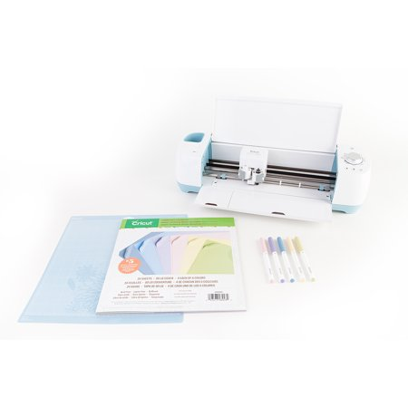 Cricut Explore Air Scrapbooking Bundle Walmart