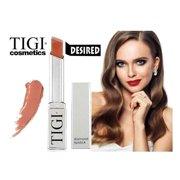 TIGI Cosmetics Diamond Lipstick Long Wearing Desired 0.14 oz - New