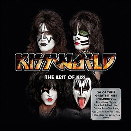 Kissworld: The Best Of Kiss (Best Kiss Bustiers)