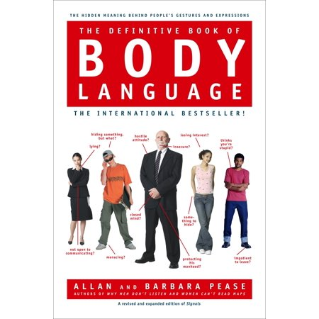 The Definitive Book of Body Language : The Hidden Meaning Behind People's Gestures and Expressions](Meaning Behind Halloween Colors)