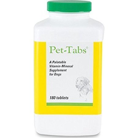 Pet Cal Tabs (PET-TABS FOR DOGS )
