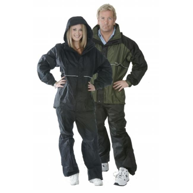 Twac 68001-050-SM Golf Suit- Black -Small - image 1 of 1