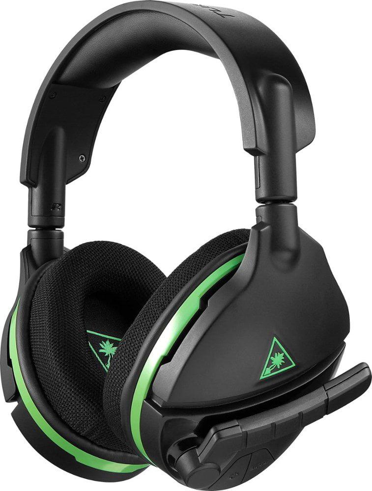 Turtle Beach Stealth 600 Wireless Surround Sound Gaming Headset For Xbox One And Xbox Series X Black Walmart Com Walmart Com